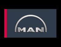 [Translate to English:] MAN Logo