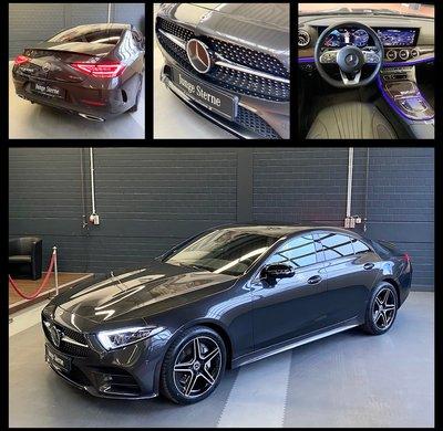 Mercedes-Benz CLS AMG ausgeliefert