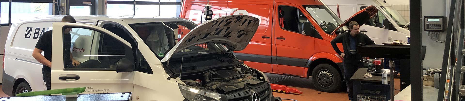 Mercedes-Benz Transporter Service