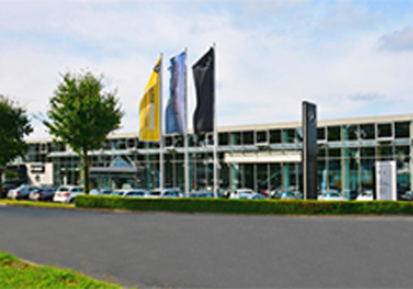 Standort Center Hoppegarten